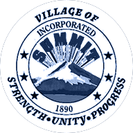 Village of Summit - Incorporated 1890 - Strength, Unity, Progress.